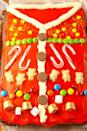 """<p>The champion of ugly sweater Christmas parties.</p><p>Get the recipe from <a href=""""https://www.delish.com/cooking/recipe-ideas/recipes/a57114/ugly-sweater-cake-recipe/"""" rel=""""nofollow noopener"""" target=""""_blank"""" data-ylk=""""slk:Delish"""" class=""""link rapid-noclick-resp"""">Delish</a>. </p>"""