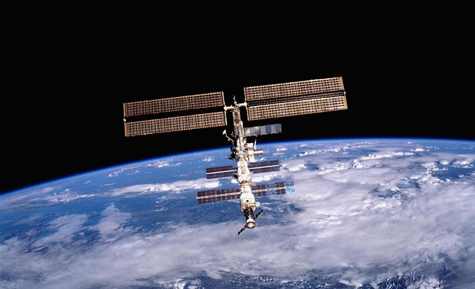 The International Space Station has hosted a number of pharma and biotech experiments.