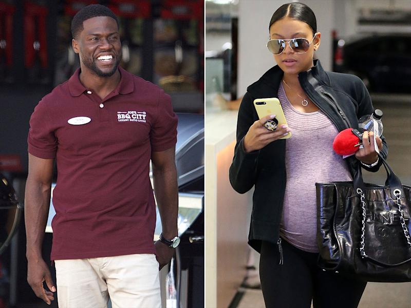 Kevin Hart, Eniko Parrish in Apart Amid Scandal
