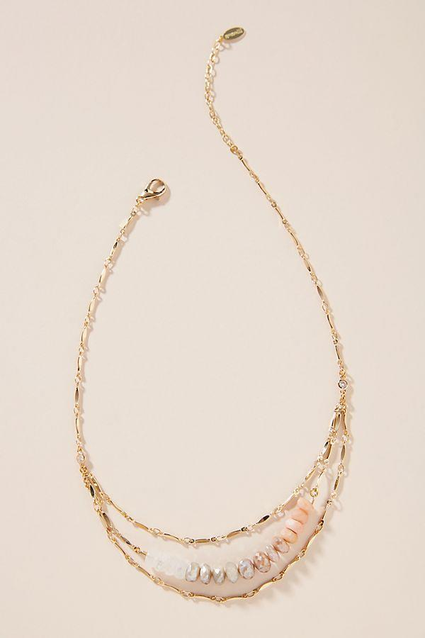 Pastel Dream Layered Necklace