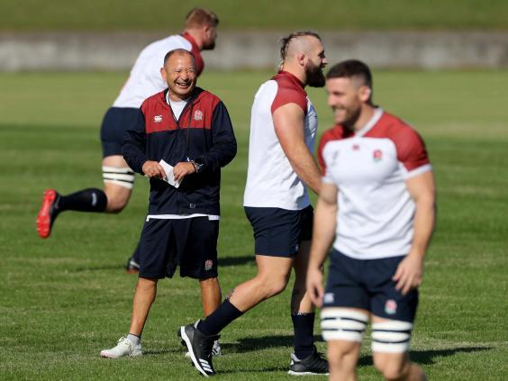 Eddie Jones' men will be handsomely rewarded if they beat South Africa (Getty Images)