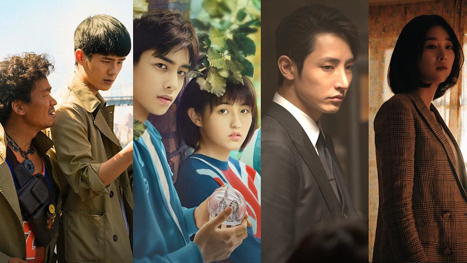 iQiyi International has prepared a slate of all-star blockbusters with mesmerising casts from China, Japan, and Korea.