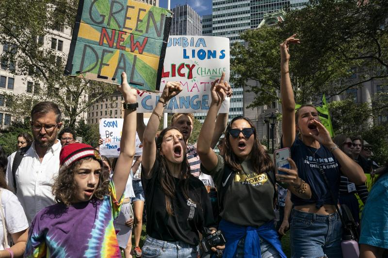 Activists Can't Agree on How to Fight Climate Change. The IMF Says Just Do Something.