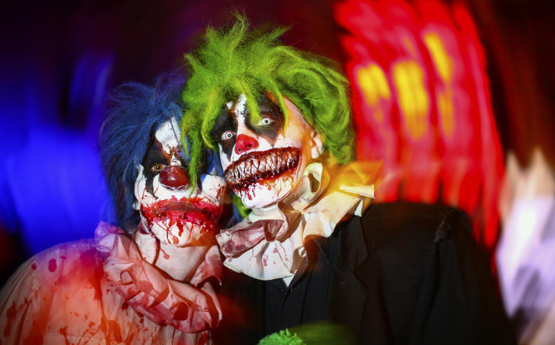 'Killer Clowns' Convicted for Traumatizing Mother in Germany