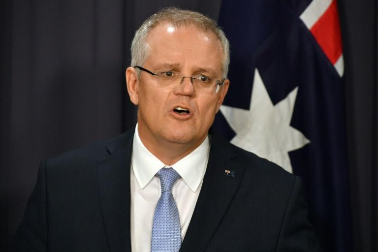 PM Scott Morrison has said Australia has major national security interests in the Pacific region