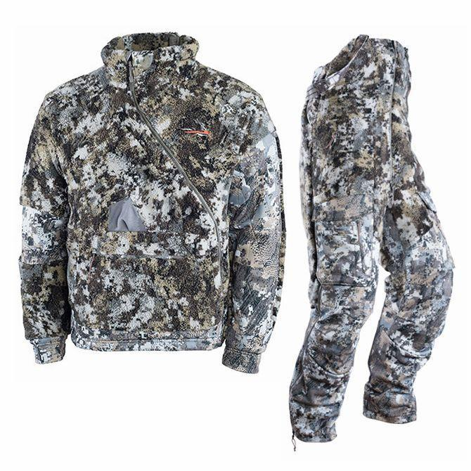 """<p><strong>SITKA Gear</strong></p><p>amazon.com</p><p><strong>$449.00</strong></p><p><a href=""""https://www.amazon.com/dp/B07TJBF8PL?tag=syn-yahoo-20&ascsubtag=%5Bartid%7C10060.g.35567198%5Bsrc%7Cyahoo-us"""" rel=""""nofollow noopener"""" target=""""_blank"""" data-ylk=""""slk:Buy Now"""" class=""""link rapid-noclick-resp"""">Buy Now</a></p><p>All camo isn't created equal, especially in terms of quietness. On one end of the spectrum is big-box-store bargain-bin camo, which is often stiff and makes deer-spooking noise with the subtlest of movements. On the other end is the <a href=""""https://www.amazon.com/SITKA-Windstropper-Gore-Tex-Optifade-Elevated/dp/B07TJBF8PL/?tag=syn-yahoo-20&ascsubtag=%5Bartid%7C10060.g.35567198%5Bsrc%7Cyahoo-us"""" rel=""""nofollow noopener"""" target=""""_blank"""" data-ylk=""""slk:Sitka Fanatic Jacket"""" class=""""link rapid-noclick-resp"""">Sitka Fanatic Jacket</a> and <a href=""""https://go.redirectingat.com?id=74968X1596630&url=https%3A%2F%2Fwww.sitkagear.com%2Fproducts%2Ffanatic-bib%2Felevated-ii&sref=https%3A%2F%2Fwww.popularmechanics.com%2Fadventure%2Foutdoor-gear%2Fg35567198%2Fhunting-gear%2F"""" rel=""""nofollow noopener"""" target=""""_blank"""" data-ylk=""""slk:Bibs"""" class=""""link rapid-noclick-resp"""">Bibs</a> ($449 each), which excel at shutting up, thanks to extra-quiet fleece outer material and PrimaLoft Silver Hi-Loft Ultra insulation inside. The combo is ultra-quiet and exceptionally warm—ideal for creeping through the winter whitetail woods.</p>"""