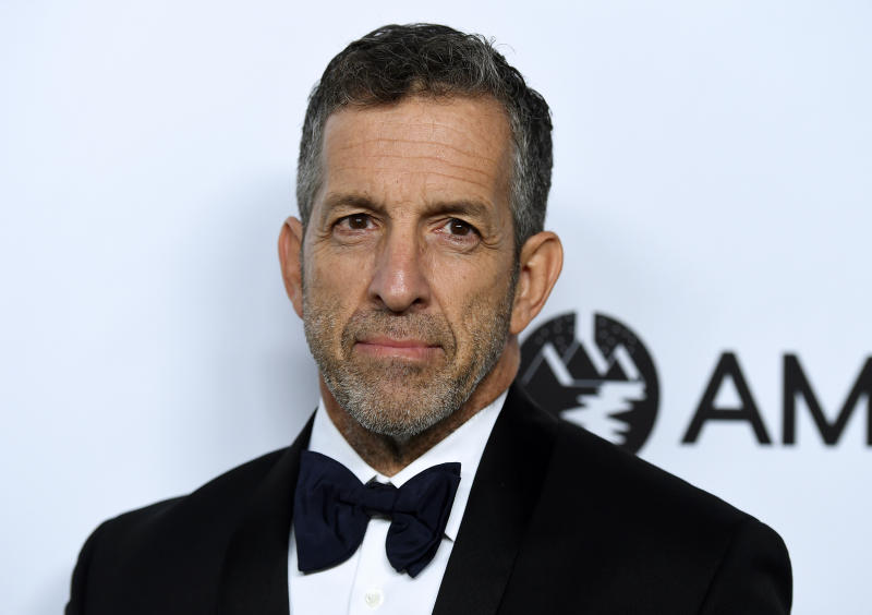 Kenneth Cole steps down as amfAR chairman amid controversy