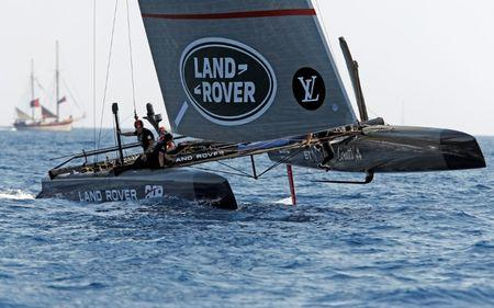 France Sailing -  Louis Vuitton America's Cup World series