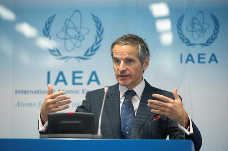 IAEA director general Rafael Grossi informed member states that Iran was in violation of the terms laid out in Tehran's 2015 nuclear deal with world powers