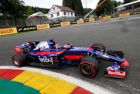Formula One - F1 - Belgian Grand Prix