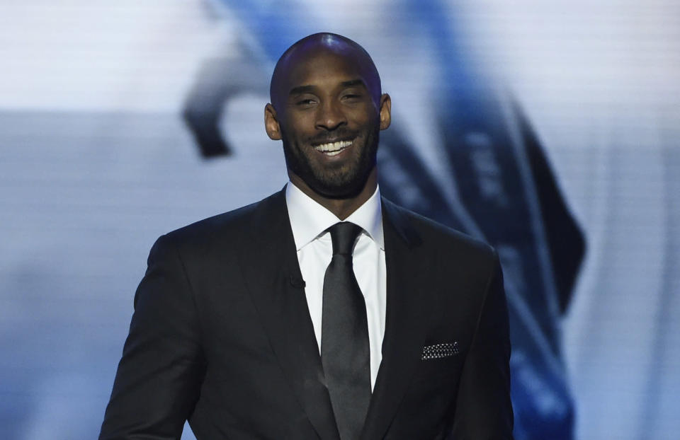 Kobe Bryant is aiming to bring fundamentals back to the game of basketball. (AP)
