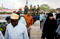 In the days leading up to the polls, the opposition said 10 people died in violence in Zanzibar