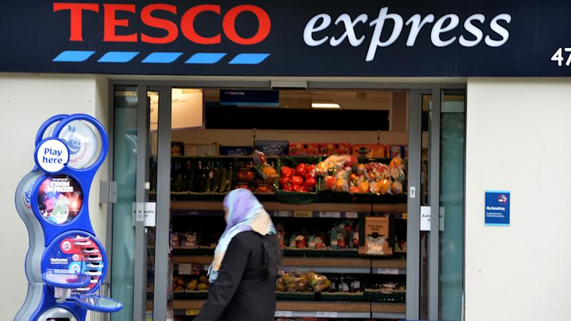 Tesco rapped for 'unlawfully' blocking competition