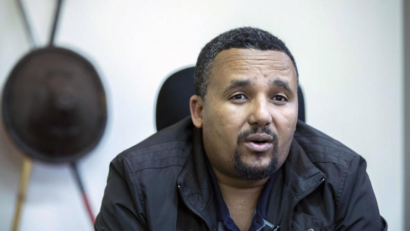 Prominent Ethiopian opposition figures charged with terrorism offenses