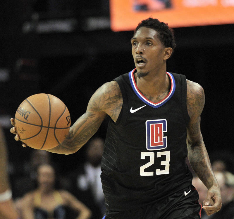 Clippers guard Lou Williams is averaging 23.3 points this season. (AP) 1fdcf1d61