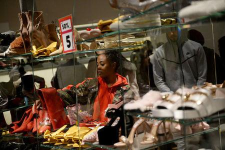 Consumer confidence rises at fastest rate for a year in January