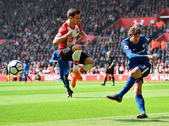 Marcos Alonso to miss Chelsea's FA Cup semi-final with Southampton after retrospective three-match ban