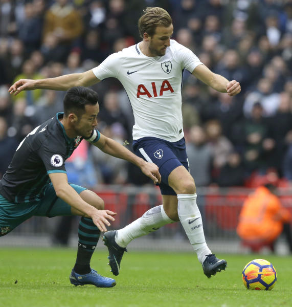 EPL: Harry Kane breaks Shearer's goalscoring record, overtakes Messi