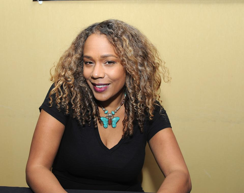 ISELIN, NJ - MARCH 02:  Rachel True attends the 2018 New Jersey Horror Con & Film Festival  at Renaissance Woodbridge Hotel on March 2, 2018 in Iselin, New Jersey.  (Photo by Bobby Bank/Getty Images)