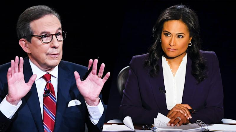 Chris Wallace Admits He's 'Jealous' of How Well Kristen Welker's Debate Went