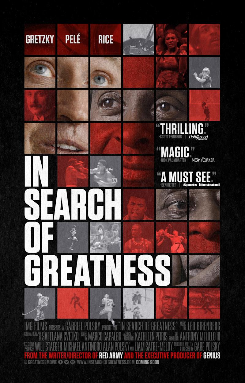 MoviePass Films Adds Doc Feature to 2018 Slate; Makes Investment and Strategic Marketing Pact to Support Gabe Polsky's Upcoming Film, In Search Of Greatness
