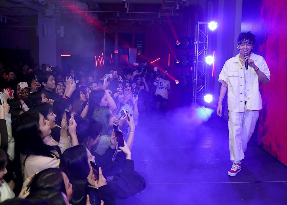 China's Music Scene Is Booming, But Labels Risk Getting Left Behind