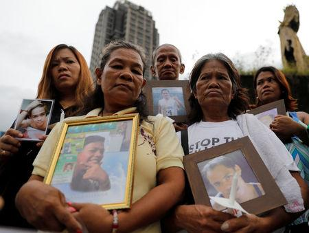 Philippines: Police Reinstatement In