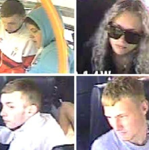Police would like to speak to these potential witnesses