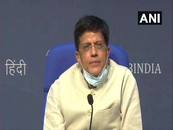 Union Commerce and Industry Minister Piyush Goyal (File Photo/ANI)