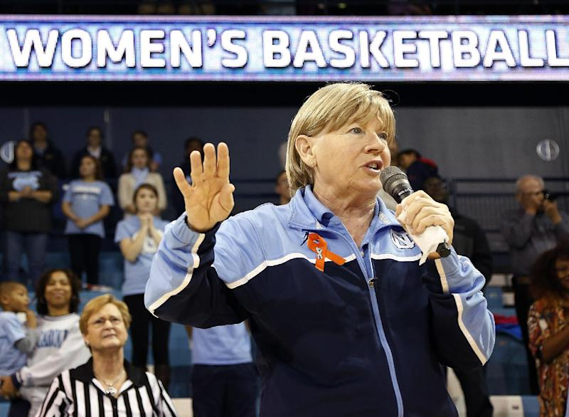 UNC's Hatchell: return at Final Four 'very doable'