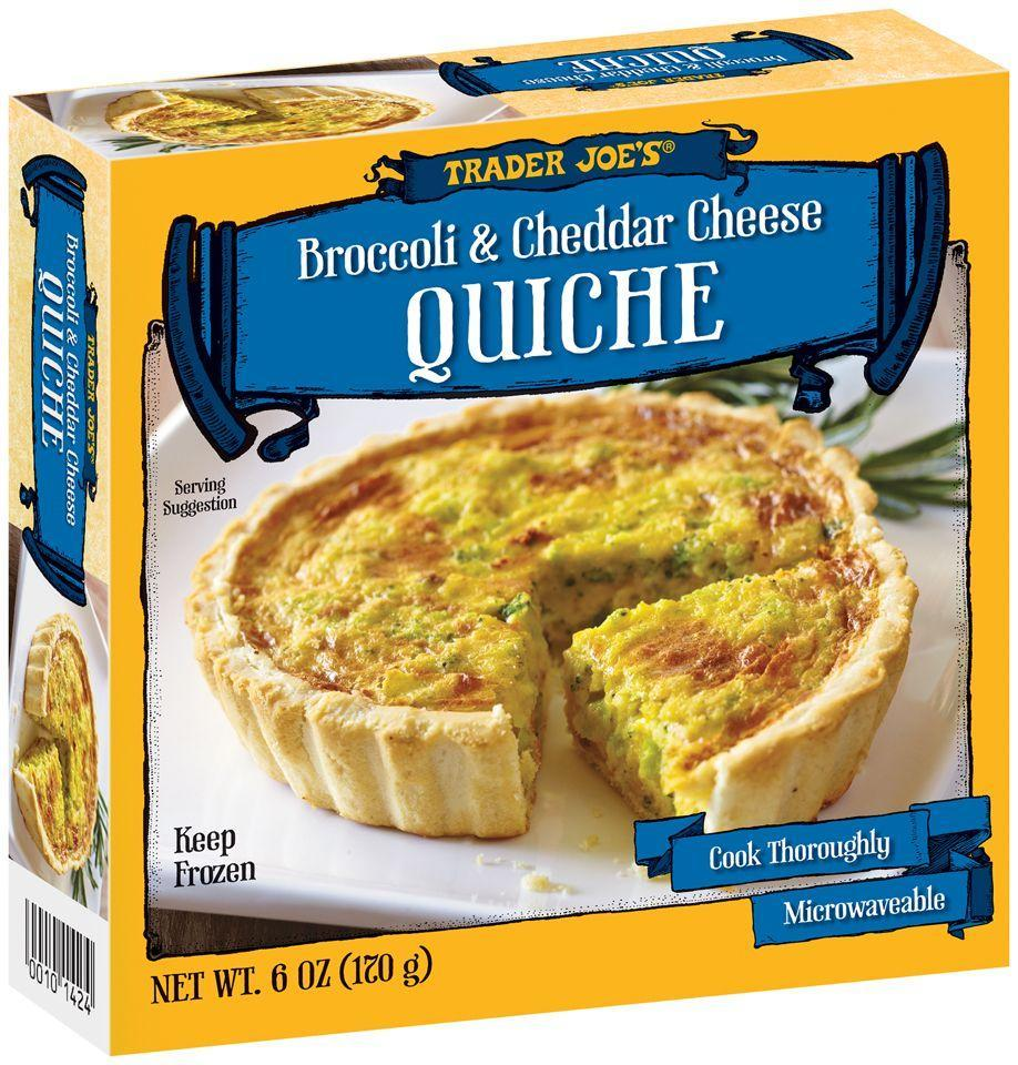 """<p>It's just broccoli! With eggs! It has to be good for you! """"Think again. This quiche packs in 460 calories and 15 grams of saturated fat (practically an entire day's worth!) in just one serving,"""" dietitian <a href=""""http://erinpalinski.com/"""" rel=""""nofollow noopener"""" target=""""_blank"""" data-ylk=""""slk:Erin Palinski-Wade"""" class=""""link rapid-noclick-resp"""">Erin Palinski-Wade</a>, RD, CDE, author of Belly Fat Diet For Dummies, tells Delish. """"So skip this one and take home some eggs and broccoli to whip up a healthier omelet instead."""" </p>"""