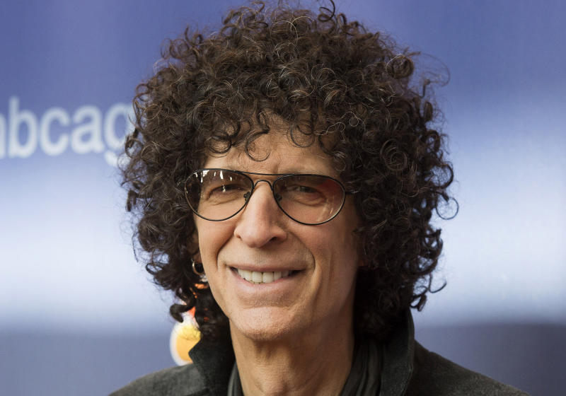 Howard Stern concludes 5-year deal with Sirius XM