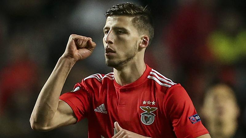 'Today was special, and everyone knows why' - Dias hints at Man City move after netting for Benfica
