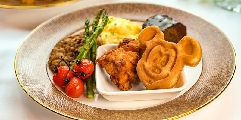 After closing temporarily due to coronavirus concerns, Disneyland announced they will donate excess food to a local food bank. (Disneyland Resort)