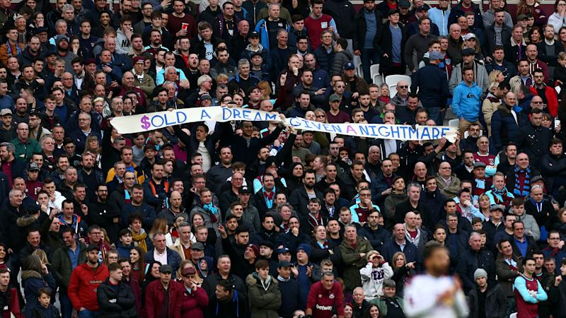 West Ham increase stadium security following Burnley incidents