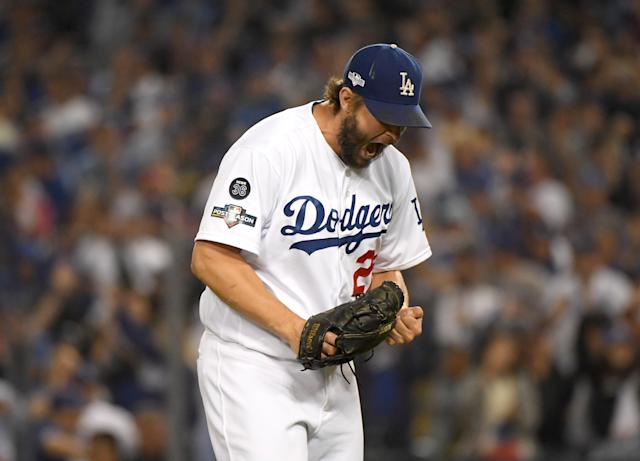 Kershaw's decade was one for the record books. (Photo by Harry How/Getty Images)