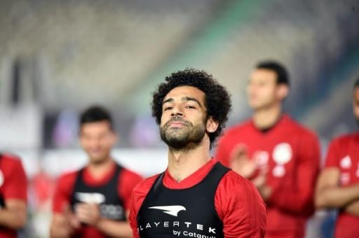 Salah, who hit a stunning 44 goals for Liverpool last season following his move from Roma, is the linchpin of Egyptian hopes in Russia