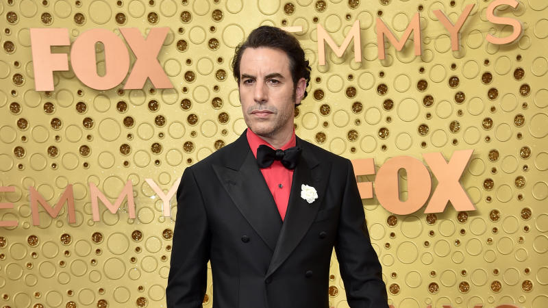 Sacha Baron Cohen attends the 71st Emmy Awards on September 22, 2019. (Photo by Axelle/Bauer-Griffin/FilmMagic)