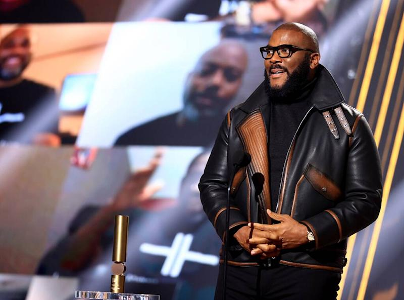 Tyler Perry, 2020 People's Choice Awards, PCA, Winner