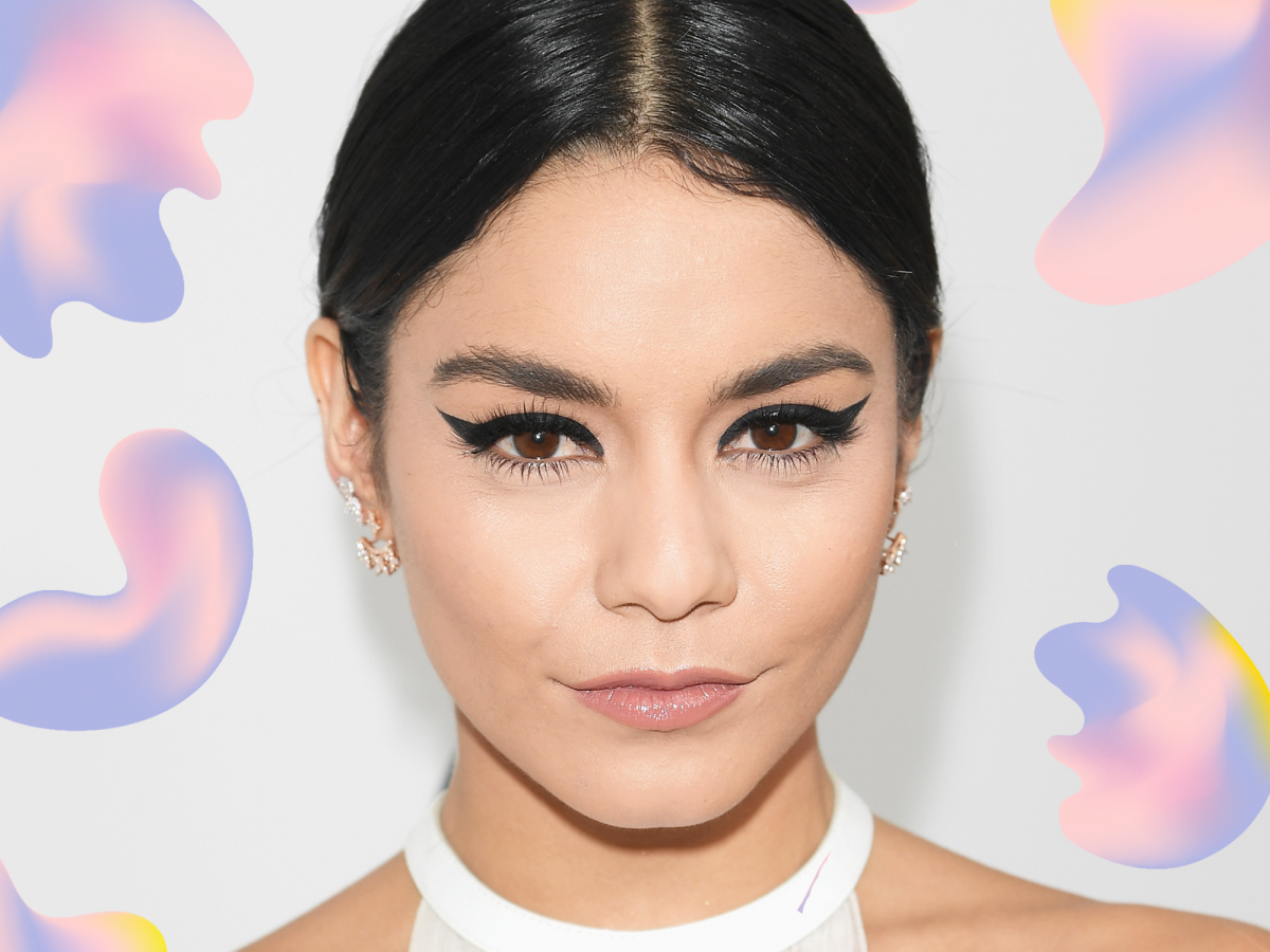 Vanessa Hudgens Packed The MOST Important Thing In Her Red Carpet Clutch