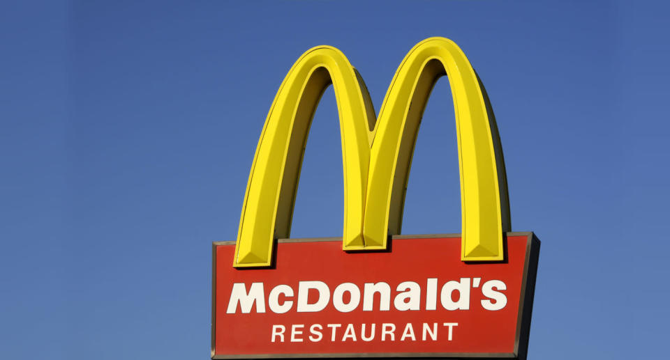 McDonald's will continue its support of junior sport and its commercial partnerships with national sporting bodies. Source: Getty