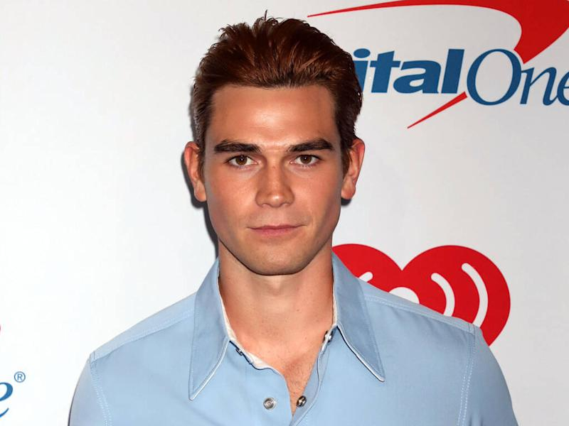 KJ Apa goes Instagram official with model Clara Berry