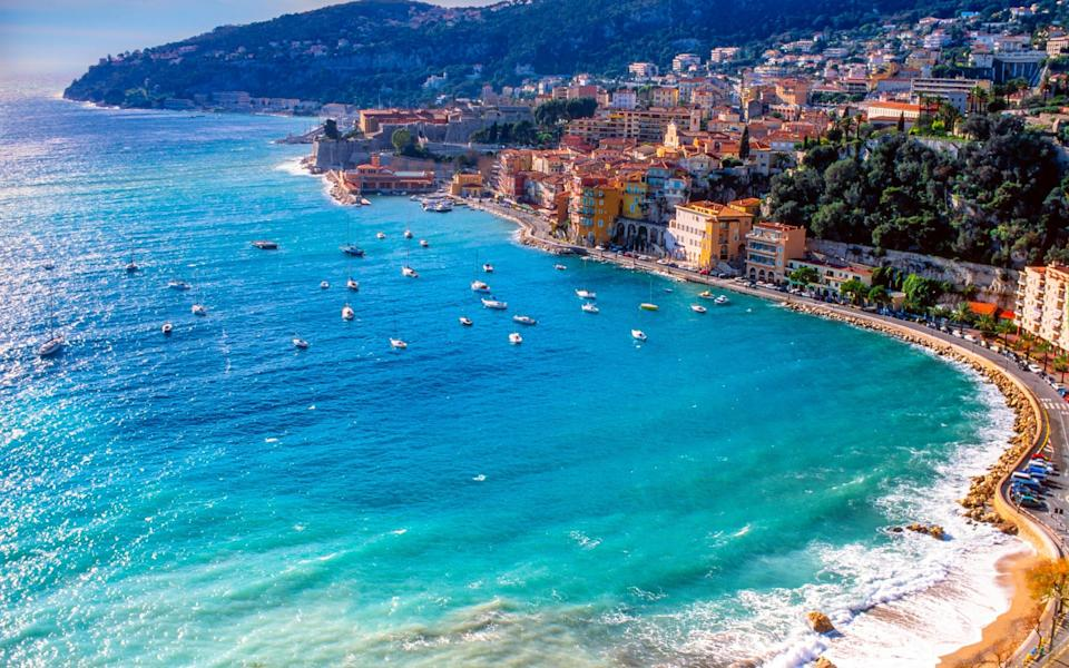 The French Riviera - Getty