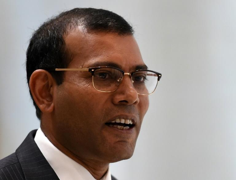 Mohamed Nasheed, leader of the main Maldives opposition party, was slapped with fresh terrorism charges this week days after he remotely lead an effort to wrestle control of parliament