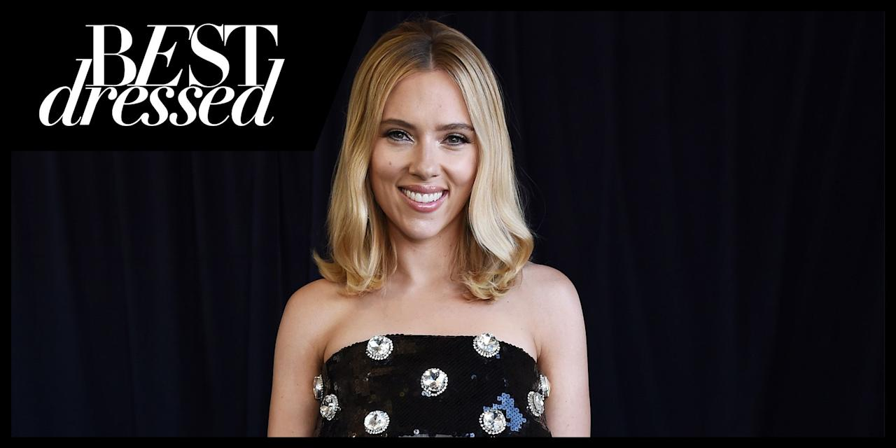 <p>From A-list parties to red-carpet premieres, we track the best celebrity style to be inspired by this week.  </p>