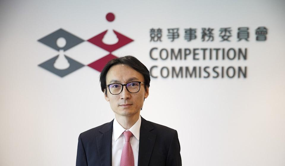 Competition Commission chairman Samuel Chan. Photo: Winson Wong