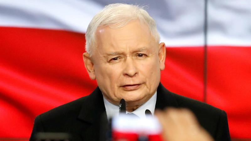 Poland's ruling right-wing populists win general election