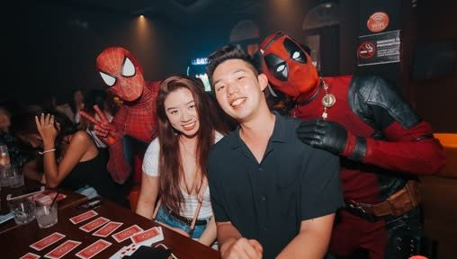 Top Bars and Clubs in Singapore with Arcades and Games