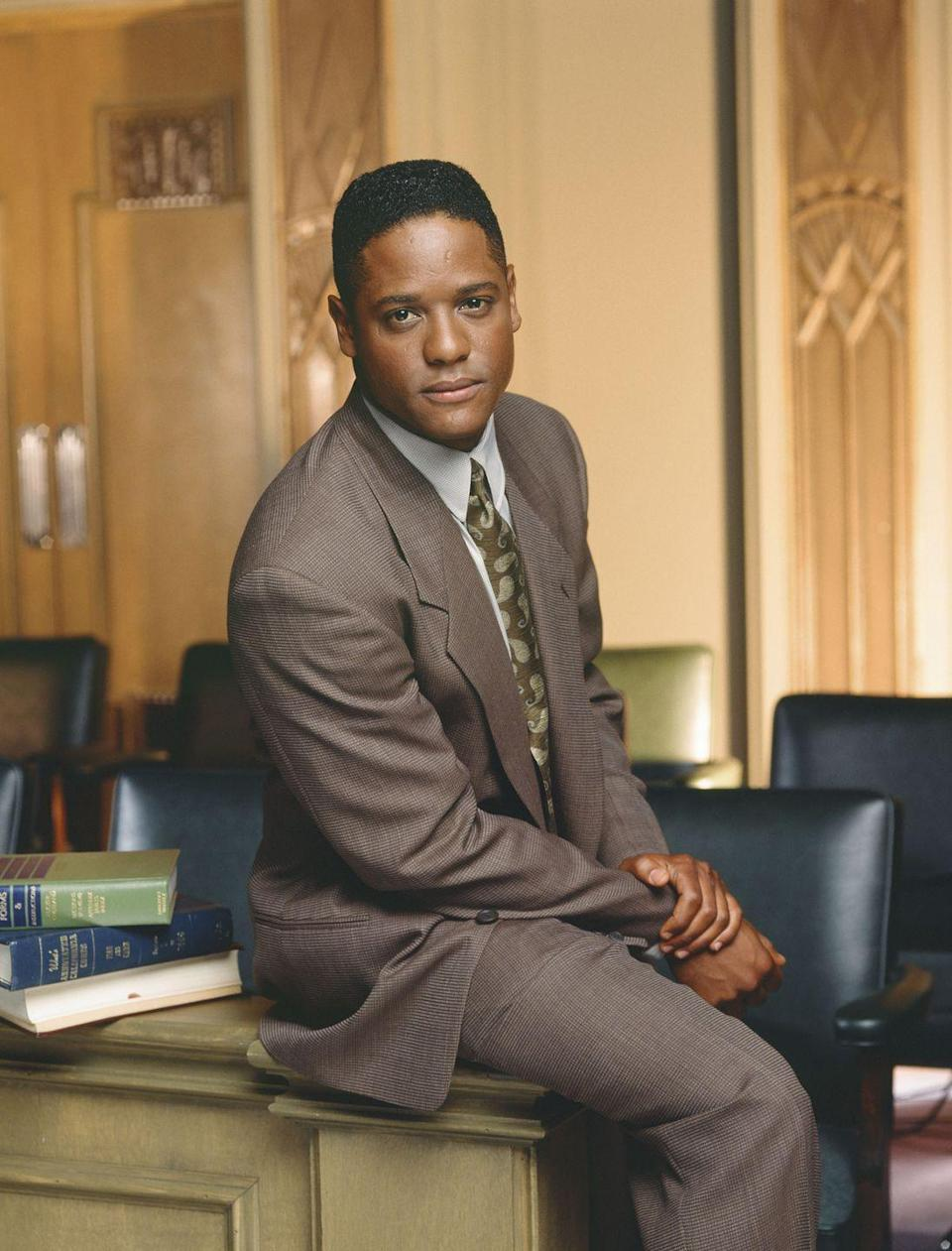 "<p>This handsome fellow's career kicked off with appearances on <em>The Cosby Show</em> and a recurring role on <em>One Life to Live</em><span class=""redactor-invisible-space"">, but he really shot to stardom with his role as Jonathan Rollins on <em>L.A. Law</em><span class=""redactor-invisible-space""> from 1987 to 1994.</span></span></p>"