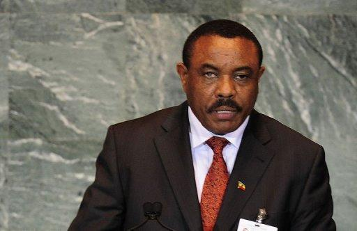 Hailemariam Desalegn, 47, was elected as new Ethiopian prime minister last week